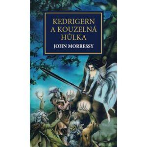 Kedrigern a kouzelná hůlka - John Morressy