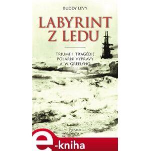 Labyrint z ledu. Triumf i tragédie polární výpravy A. W. Greelyho - Buddy Levy