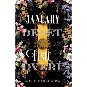 January a Deset tisíc dveří - Alix E. Harrowová