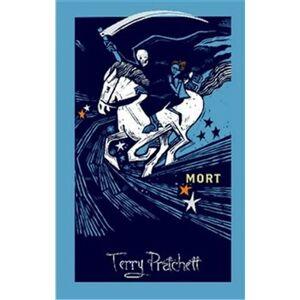 Mort - limitovaná sběratelská edice. Úžasná zeměplocha 4 - Terry Pratchett