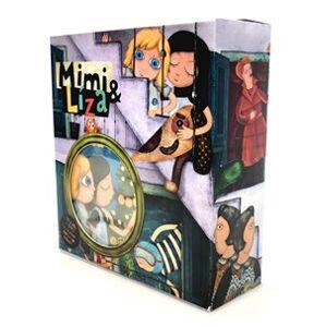 Mimi a Líza 1-3 + DVD BOX - Katarína Kerekesová, Katarína Moláková, Alexandra Salmela, Ivana Šebestová, Anna Vášová