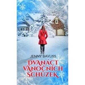 Dvanáct vánočních schůzek - Jenny Bayliss, Dana Chodilová