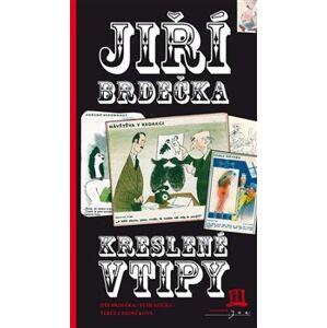 Kreslené vtipy - Tereza Brdečková, Jiří Brdečka, Petr Koura