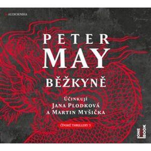 Běžkyně, CD - Peter May