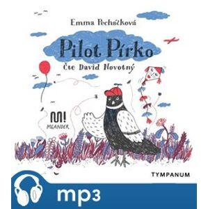 Pilot Pírko - Emma Pecháčková