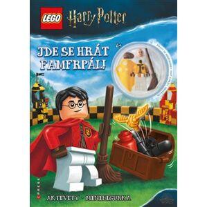 LEGO Harry Potter - Jde se hrát famfrpál! - kolektiv