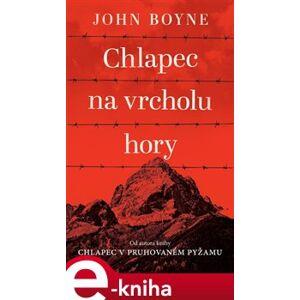 Chlapec na vrcholu hory - John Boyne