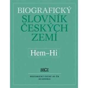 Biografický slovník českých zemí (Hem-Hi) 24.díl - Zdeněk Doskočil