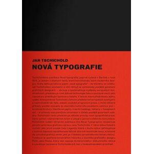 Nová typografie - Jan Tschichold