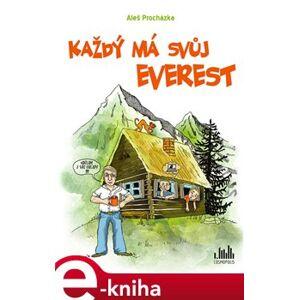 Každý má svůj Everest - Aleš Procházka