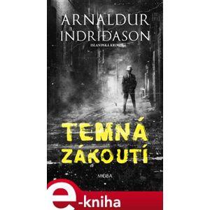 Temná zákoutí - Arnaldur Indridason