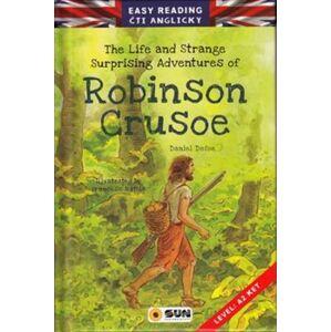 Robinson Crusoe. Easy reading- A2 KET - Daniel Defoe