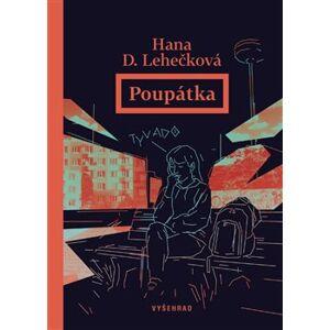 Poupátka - Hana D. Lehečková