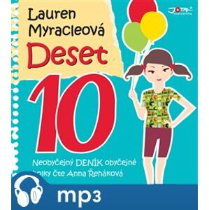 Deset, mp3 - Lauren Myracleová