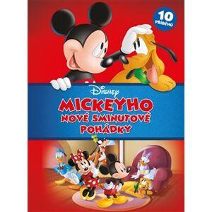 Disney - Mickeyho nové 5minutové pohádky - kolektiv