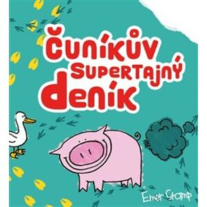 Čuníkův supertajný deník, CD - Emer Stamp