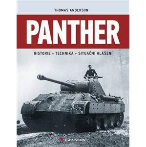 Panther. Historie, technika, situační hlášení - Thomas Anderson