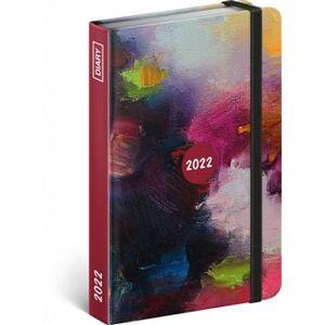 Týdenní diář Painting 2022