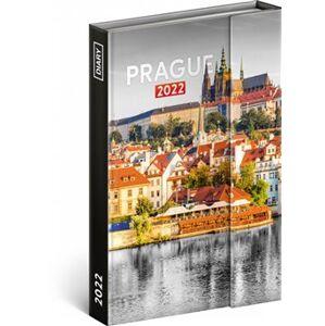 Týdenní magnetický diář Praha 2022