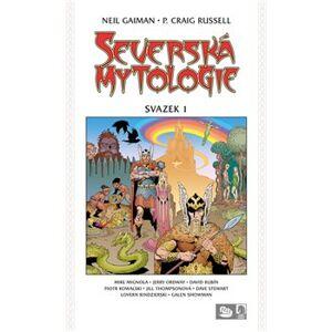 Severská mytologie I. - Neil Gaiman