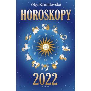 Horoskopy 2022 - Olga Krumlovská