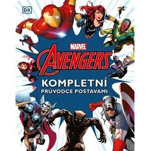 Marvel Avengers: Kompletní průvodce postavami - Alan Cowsill, John Tomlinson