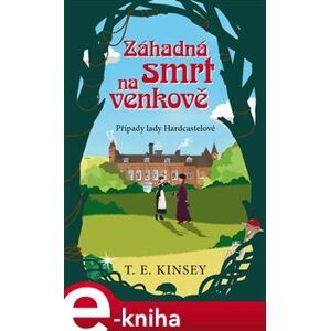 Záhadná smrt na venkově - T.E. Kinsey e-kniha